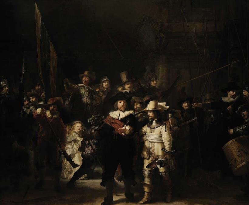 Rembrandt y la extimidad en psicoanálisis