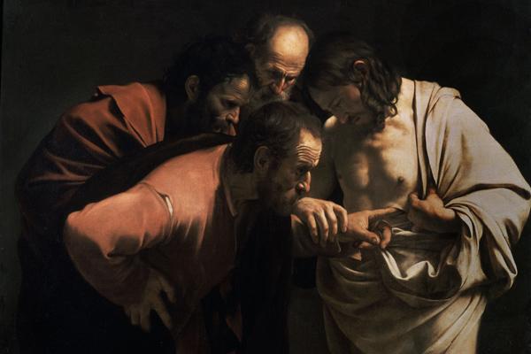 Caravaggio y el barroco en Lacan