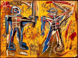 Jean Michel Basquiat, pintor norteamericano.
